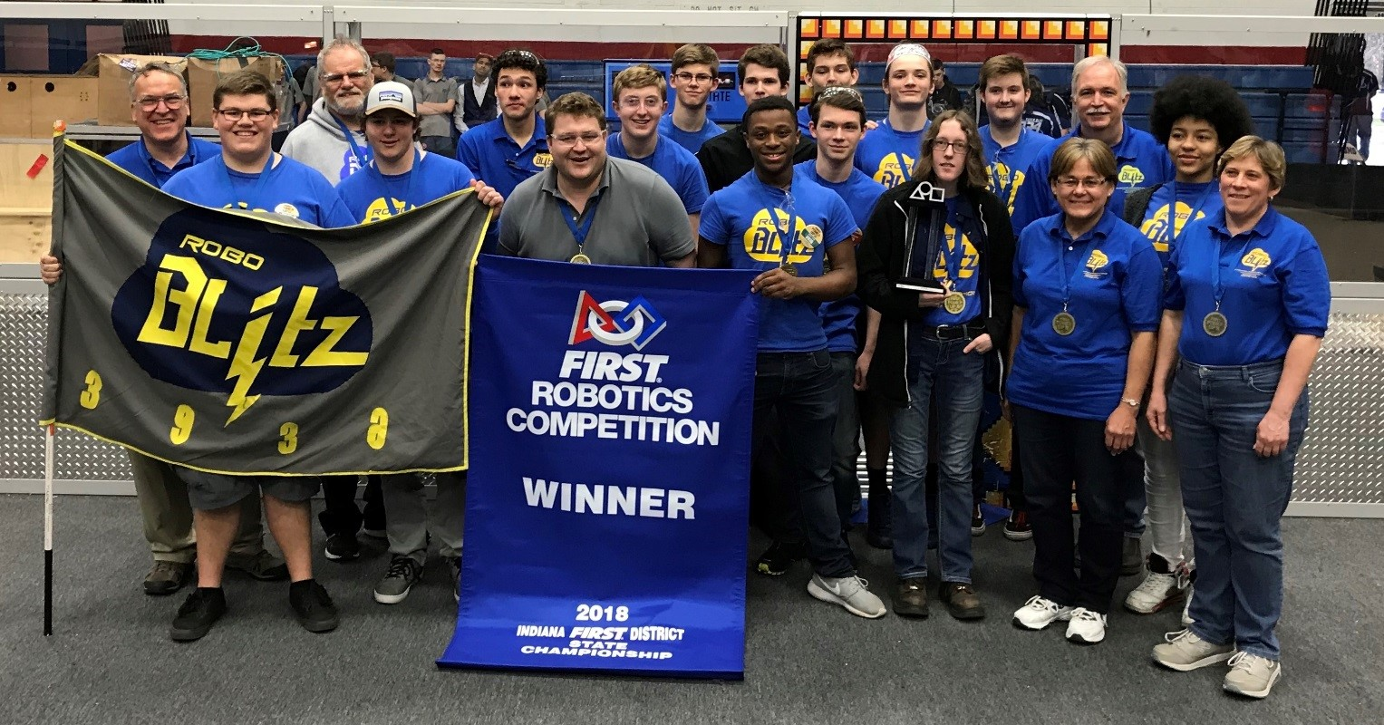 Robotics Team Wins State Championship Unity Foundation Of La Porte